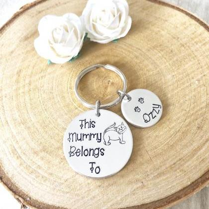 Cat Lover Gift, Cat Mom, Cat Mum, C..