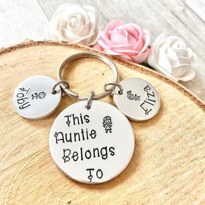 This Auntie Belongs To, Personalise..