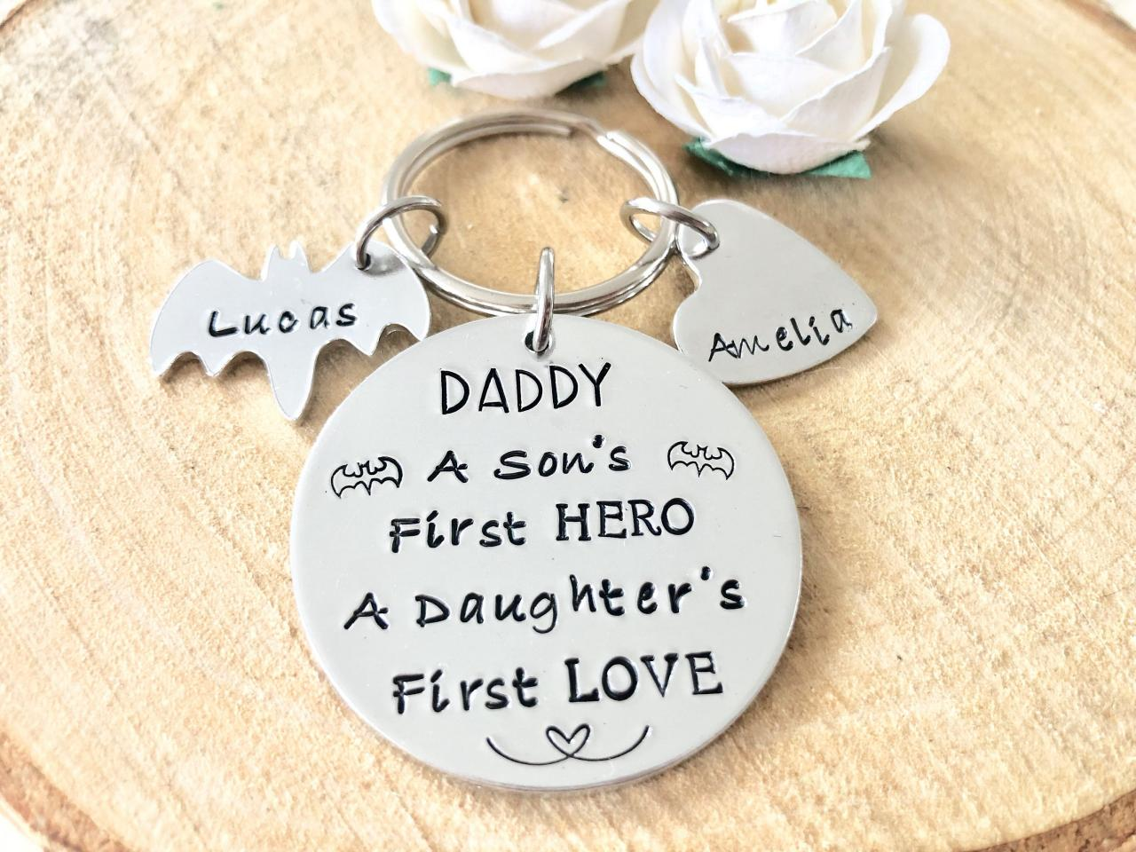 Dad Gift, Dad Birthday Gift, Gift for daddy, father's day gift, gifts for dad, gift for father, new dad gift, daddy gifts, dad keychain, dad