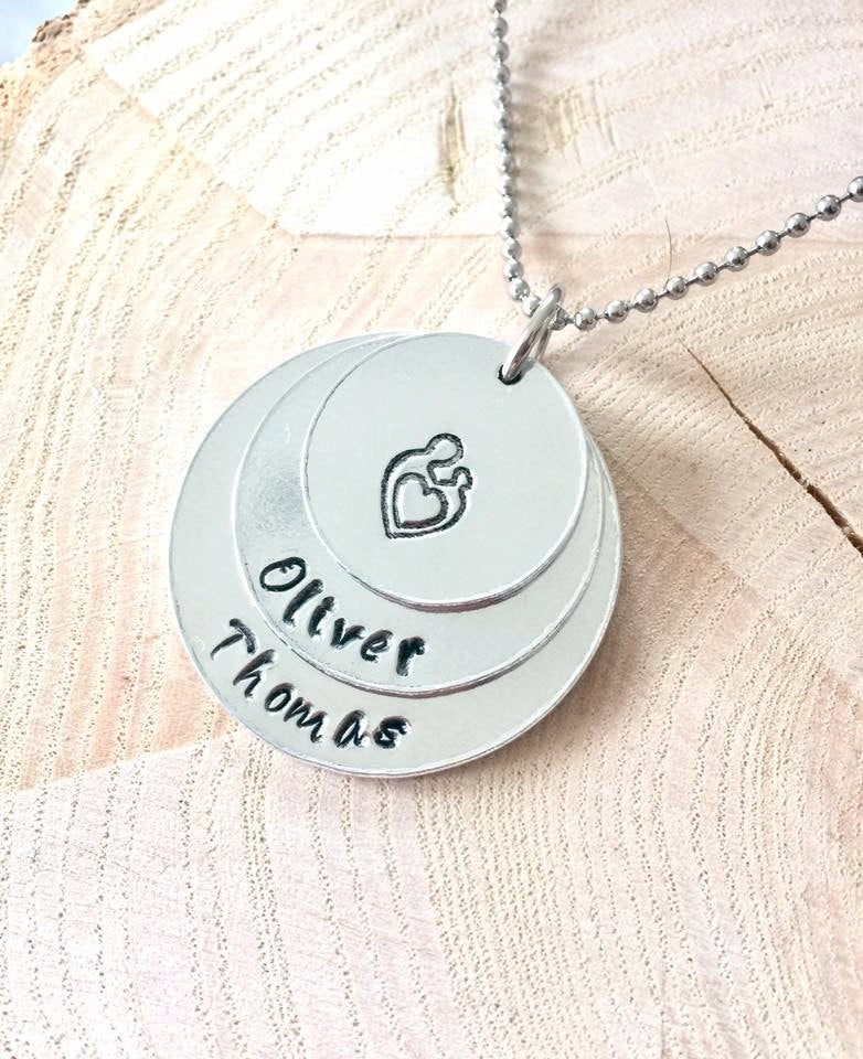 Kids Name Necklace, Mom Necklace, Personlize necklace, nana necklace, mother's day necklace, kids names, necklace for grandma, mum necklace