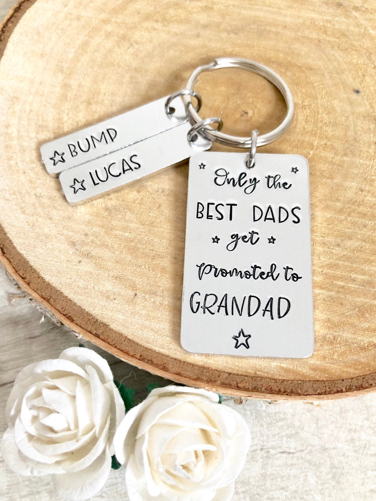 Grandpa Gift, New Grandpa, New Grandad, Grandparents Gifts, New Baby, Father's Day Gift, from kids, grandfather gift, gift for grandad,
