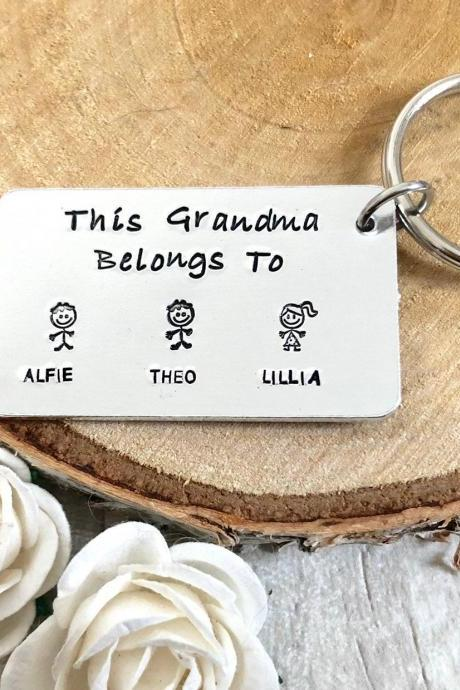 Gift for Grandma, Nana Gift, Mother's Day Gift,Personalised Grandparent Gift, Grandma Gift, Nanny, Nanna, Gift for her, Grandmother Gift