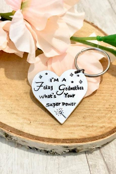 Fairy godmother, Godmother Gift, Gift for Godmother, Godparent Gift, Gift for Godparents, Be My Godmother, Godparents Gifts, Gofmother to B