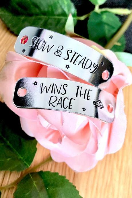 Trainer Tags, Running Gift, Runner Gift, Gym Accessory, Gym Lover, Shoe Tags, Shoe Laces, Shoe Lace Tag, Marathon Gift, Running Accessory