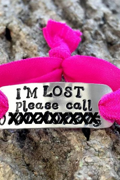 ICE, In Case Of Emergency, Emergency Contact, Kids Bracelet, Kids Jewelery, Safety Bracelet, ID Bracelet, Emergency Bracelet, Child safety