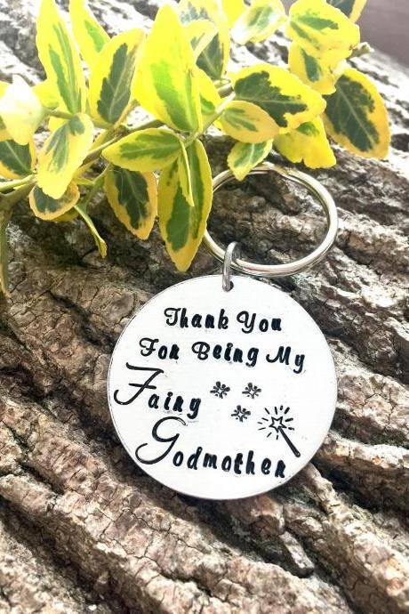 Godmother Gift, Godmother Thank You Gift, christening gift, godparent gift, godmother, guardian gift, fairy godmother, god mother gift,