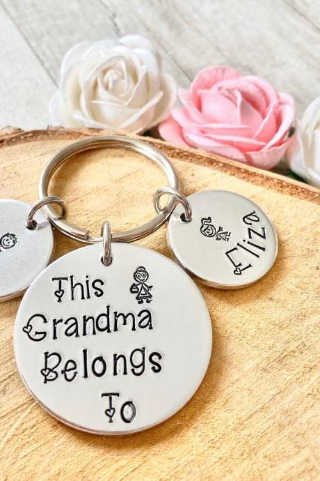 Grandma Gift, Gift for Grandma, New Grandma Gift, New Baby Gift, Grandparent Gift, Mother's Day Gift, Nana Gift, Nanny Gift, From Kids