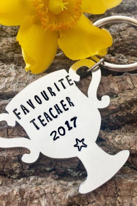 Teacher Gift, Gift For Teacher, Best Teacher, Favourite Teacher, Teacher Appreciation, Teacher Thank you gift, from kids, personalised teach