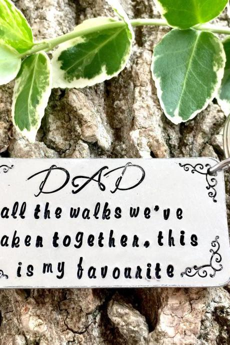 Father of the bride gift, father of the bride, wedding gift, wedding accessory, wedding party gifts, handstamped gift, wedding, gift for him