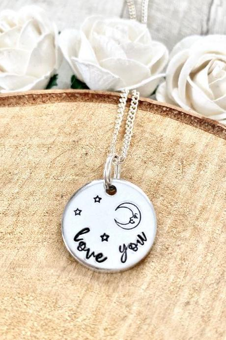 I love you, to the moon, Mom gift, Mumgift, from the kids, grandma gift, mothers day gift, birthday gift, For Her, Valentines Day Gift