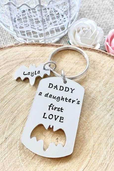 Dad Gift, Gift for Dad, Daddy Gift, New Dad, New Baby, gift from Daughter, dad birthday gift, father's day gift, gift for daddy, LOVE