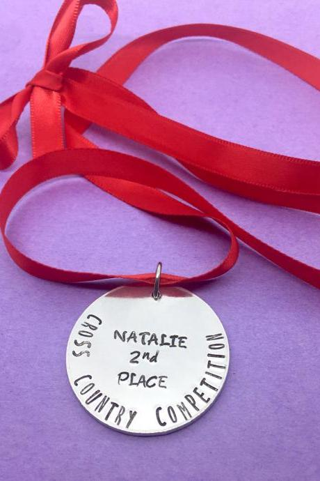 Personalised Medal, Award, Kids Medal, Gift for Kids, Medals, Medallion, Race Medal, Sports Day, Personalized Medal, Custom, Awards